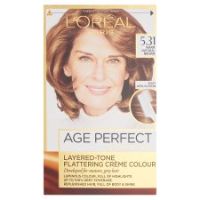 L'oreal Paris Excellence Age Perfect 5.31 Natural Brown