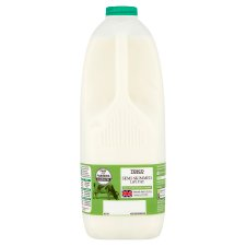 Tesco British Semi Skimmed Milk 2.272L, 4 Pints
