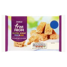 Tesco Free From Flapjack 150G