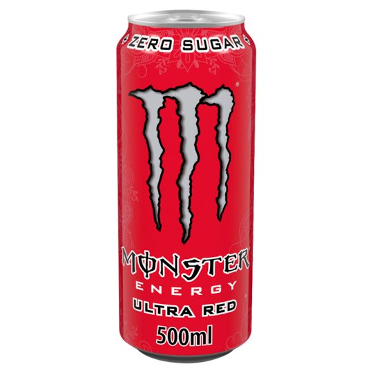 image 1 of Monster Ultra Red 500Ml