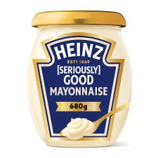 Heinz Seriously Good Mayonnaise 680G
