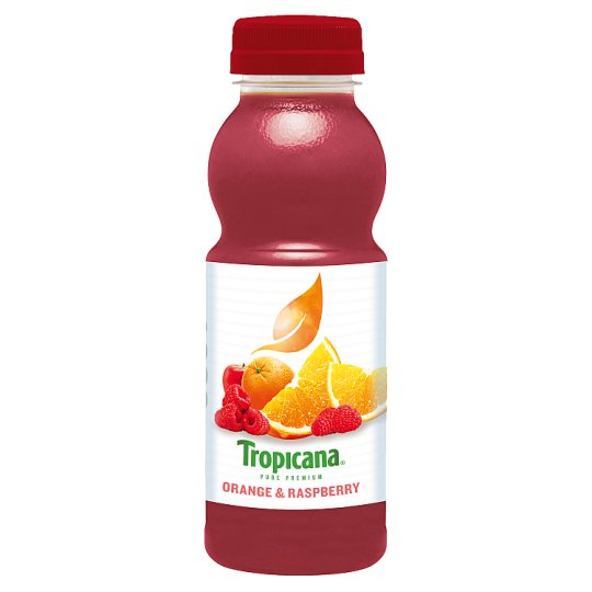 Tropicana Orange And Raspberry Juice 300Ml
