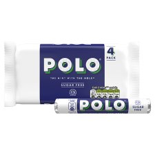image 2 of Polo Sugar Free Tube Multipack 4 X 33.4G