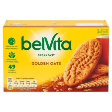 Belvita Golden Oats Biscuits 225G