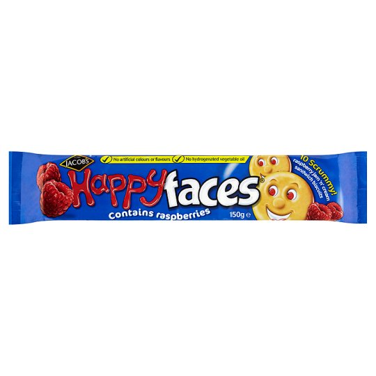 Jacobs Happy Faces 150G