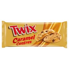 Twix Soft Centre Biscuits 144G