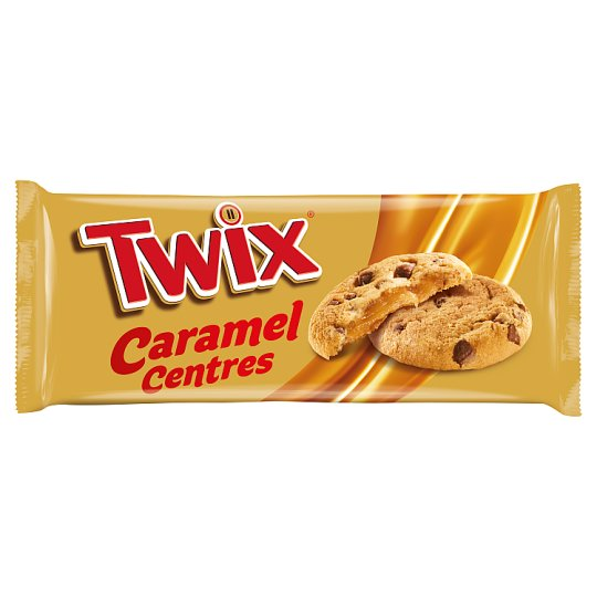 image 1 of Twix Soft Centre Biscuits 144G
