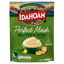 Idahoan Butter And Herb Mash 109G