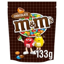 image 1 of M&Ms Chocolate Pouch 133G