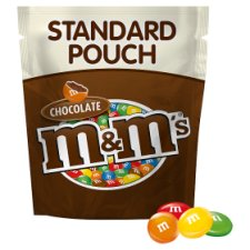 image 2 of M&Ms Chocolate Pouch 133G