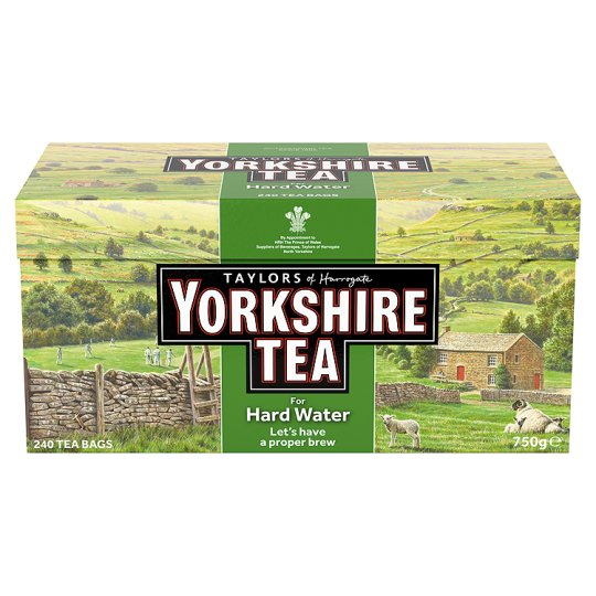 Taylors Yorkshire Hard Water 240'S 750G