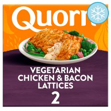 Quorn Chicken & Bacon Lattce 2 Pack 300G