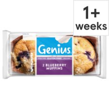 Genius Blueberry Muffin 2 Pack