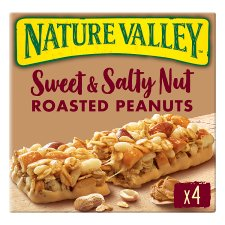 Nature Valley Sweet And Salty Nut Peanut Bar 5X30g