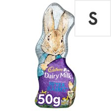 Cadbury Dairy Milk Chocolate Easter Hollow Bunny 50G