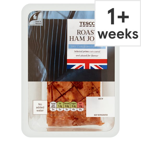 Tesco Roast Ham Joint 500G