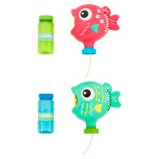 Carousel Continuos Bubble Blowing Gun Assorted