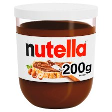 Nutella Hazelnut Chocolate Spread 200G
