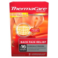 Thermacare Back Wrap 2 Pack