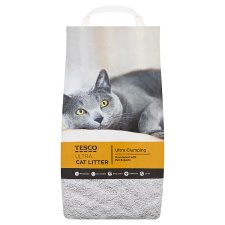Tesco Premium Ultra Clumping Cat Litter 5L