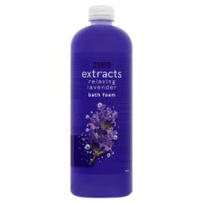 Tesco Extracts Relaxing Lavender Bath Foam 1 L