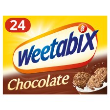 Weetabix Chocolate Cereal 24 Pack 540G