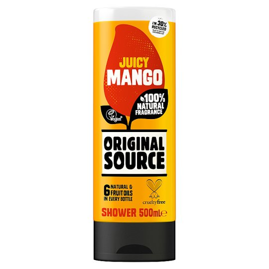 Original Source Mango Shower Gel 500Ml