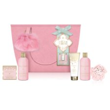 Baylis And Harding Pink Fizz And Elderflower Tote