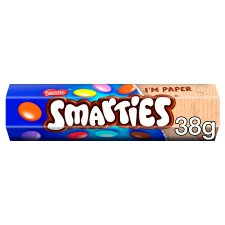 image 1 of Smarties Tube 38G