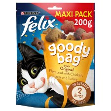 image 1 of Felix Goody Bag Maxi Pack Mix Original 200G