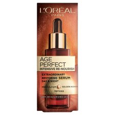 L'oreal Paris Age Perfect Re-Nourish Serum 30Ml