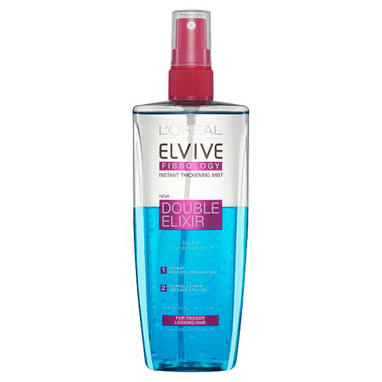 image 1 of L'oreal Paris Elvive Fibrology Double Elixir Intensive 200Ml