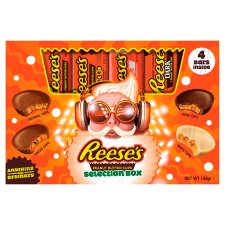 Reese's 4 Pack Selection Box 156G