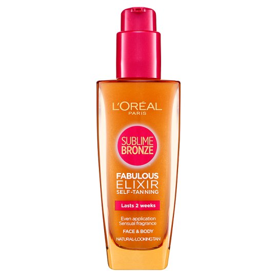 image 1 of L'oreal Sublime Self Tanning Elixir 100Ml