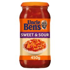Uncle Ben's Sweet And Sour Sauce 450G