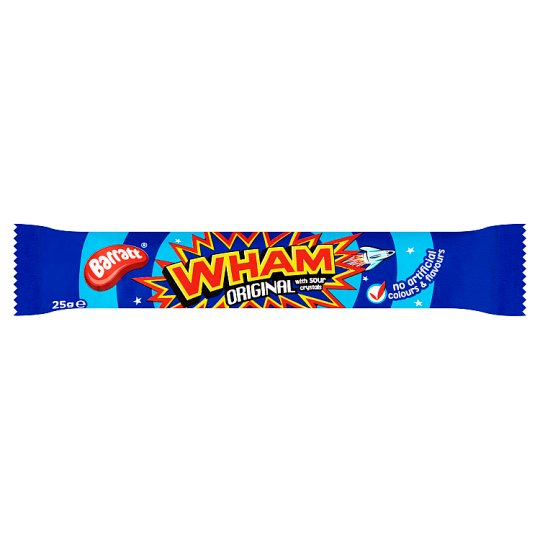 Wham Chew Bar 25G