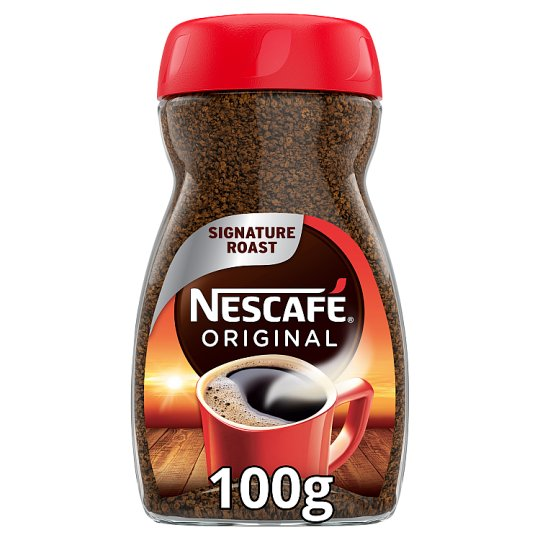 image 1 of Nescafe Original Instant Coffee 100G