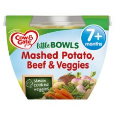 Cow And Gate Veggies Beef Bowl 200G