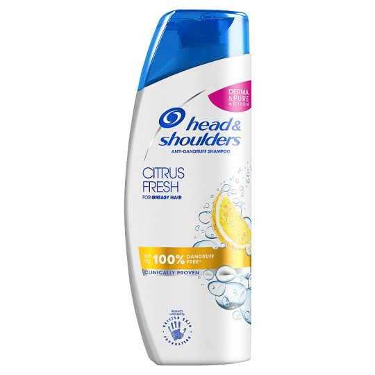 Head And Shoulders Citrus Fresh Shampoo 250Ml