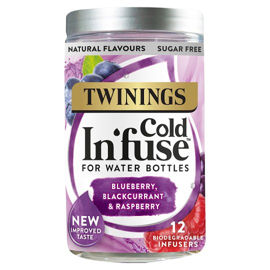 Twinings Cold Infuse Blueberry Apple Blackcurrant 30G