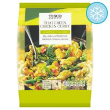 Tesco Thai Green Chicken Curry 700G