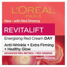 L'oreal Paris Revitalift Ginseng Glow Day Cream 50Ml