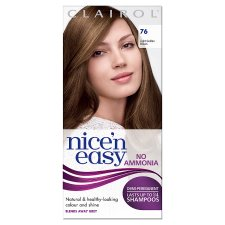 Nice'n Easy No Ammonia Light Golden Brown 76 Hair Dye