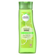 Herbal Essences Dazzling Shine Lime Shampoo 400Ml