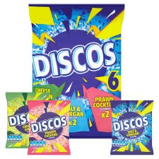 Kp Discos Assorted 6X28g