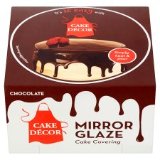 Cake Decor Mirror Glaze Chocolate 270G