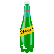 Schweppes Canada Dry Low Calorie Ginger Ale 1 Litre