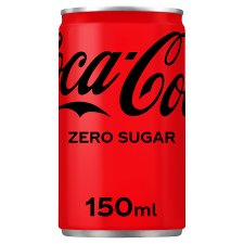 Coca Cola Zero Sugar 150Ml