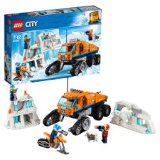 Lego Arctic Scout Truck 60194