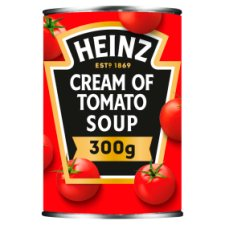 Heinz Cream Of Tomato Soup 300G